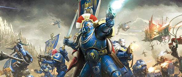 Warhammer 40,000: Conquest - Fantasy Flight Games