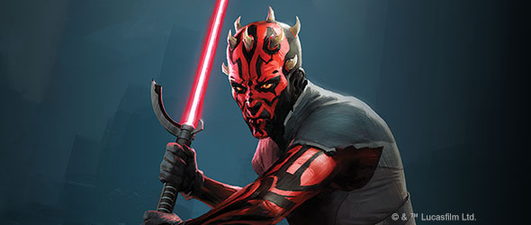 Image result for darth maul ffg