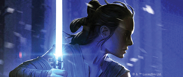 Image result for star wars destiny rey art