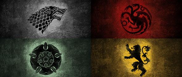 Represent Your House Fantasy Flight Games