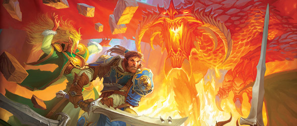 Lair of The Wyrm Expansion Descent Second Edition