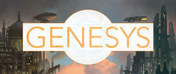 Genesys - Fantasy Flight Games