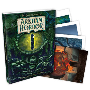 The Investigators Of Arkham Horror Pre Order Premium   Fantasy Flight Games