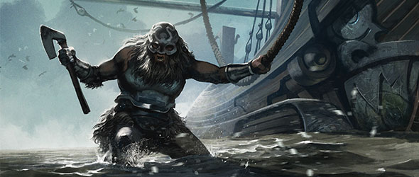 The Kraken Rises - Fantasy Flight Games