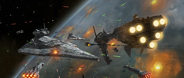 STAR WARS (TM): Armada - Fantasy Flight Games