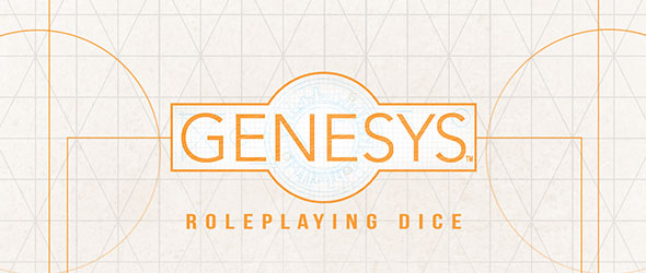 Genesys Roleplaying Dice Pack - Fantasy Flight Games