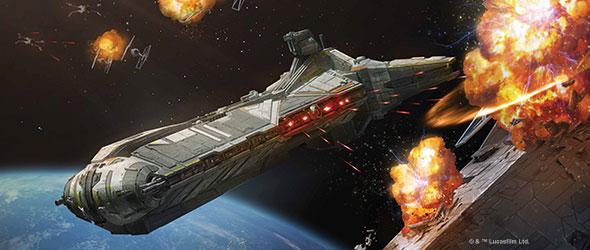 Fleet Command Fantasy Flight Games