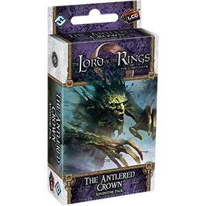 The Antlered Crown Adventure Pack Lord Of The Rings LCG