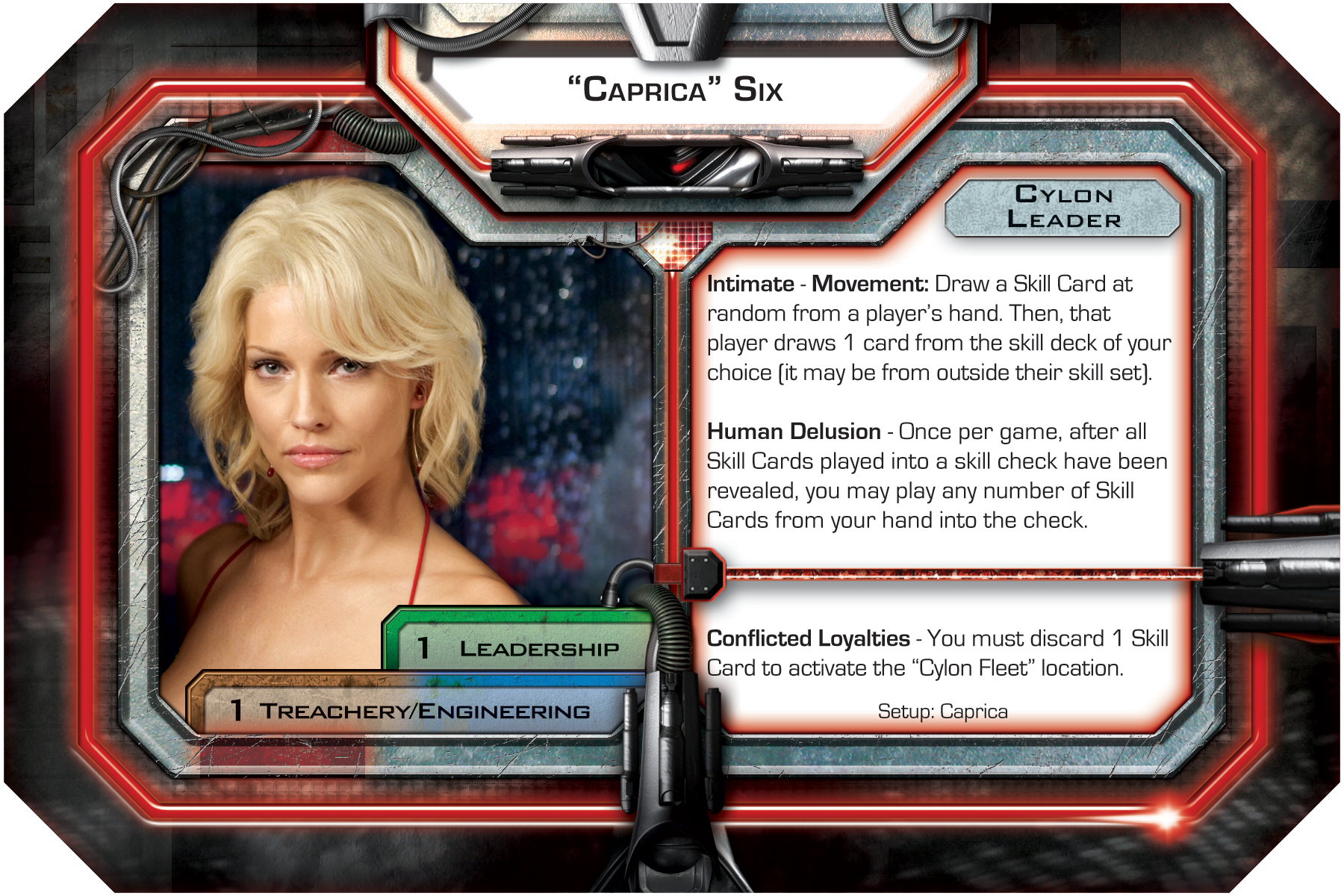 Cylon leader pic