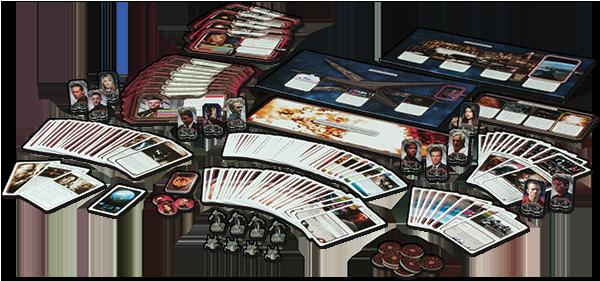 battlestar galactica board game daybreak