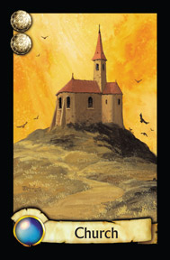 Citadels District Card