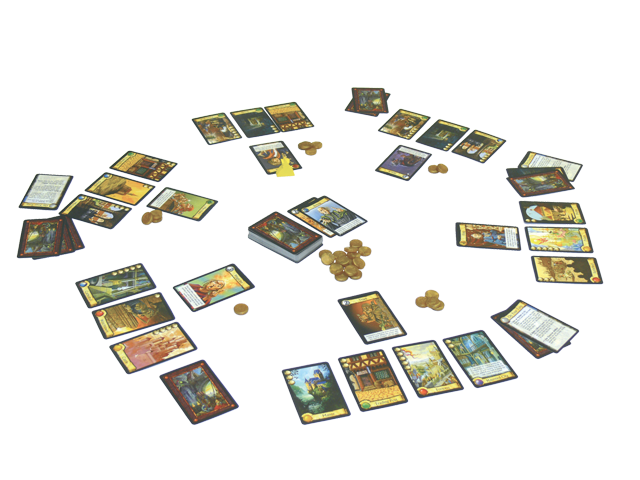 Citadels Gameplay