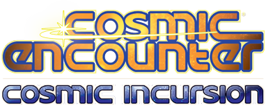Cosmic Incursion logo