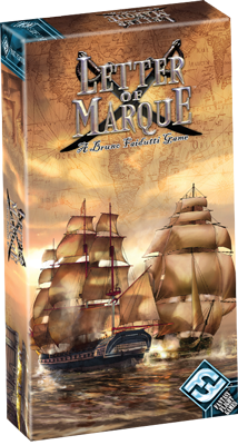 Letter of Marque box cover