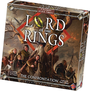 Lord Of The Rings The Confrontation Rules