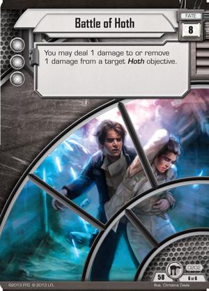 [Le Cycle de Hoth] Paquet de Force 4 : L'Attaque de la Base Echo - Assault on Echo Base Battle-of-hoth
