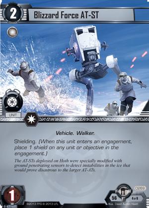 [Le Cycle de Hoth] Paquet de Force 4 : L'Attaque de la Base Echo - Assault on Echo Base Blizzard-force-at-st