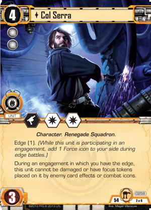[Le Cycle de Hoth] Paquet de Force 4 : L'Attaque de la Base Echo - Assault on Echo Base Col-serra
