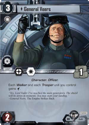 [Le Cycle de Hoth] Paquet de Force 4 : L'Attaque de la Base Echo - Assault on Echo Base General-veers