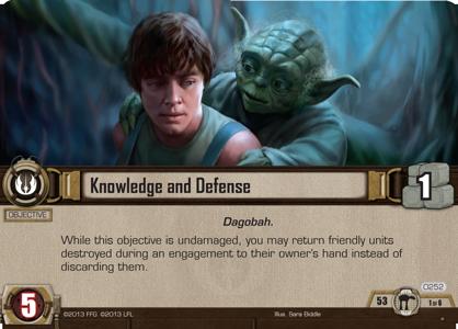 [Le Cycle de Hoth] Paquet de Force 4 : L'Attaque de la Base Echo - Assault on Echo Base Knowledge-and-defense