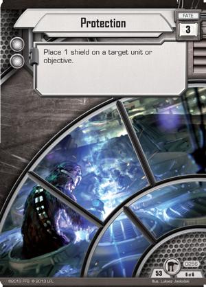 [Le Cycle de Hoth] Paquet de Force 4 : L'Attaque de la Base Echo - Assault on Echo Base Protection