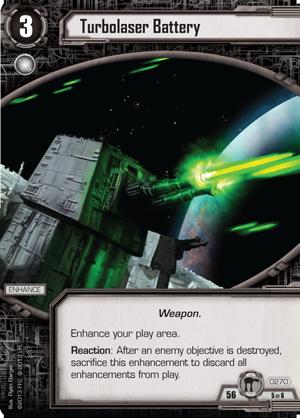 [Le Cycle de Hoth] Paquet de Force 4 : L'Attaque de la Base Echo - Assault on Echo Base Turbolaser-battery
