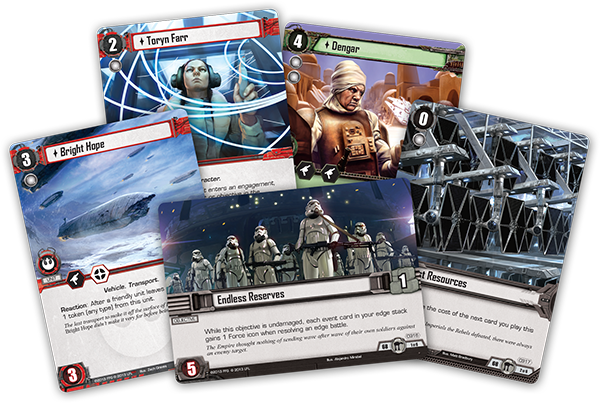 how to play star wars the card game solo