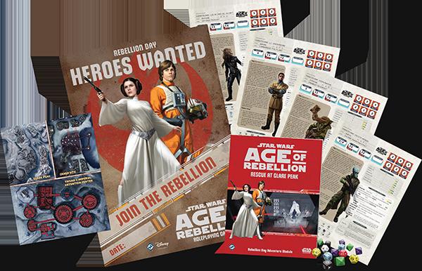 Age of Rebellion cast