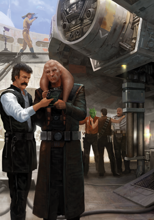 Ten Questions About Edge Of The Empire Fantasy Flight Games