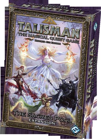 Talisman Sacred Pool