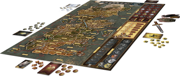 [Jeu de Plateau] A Game of Thrones Second Edition Board