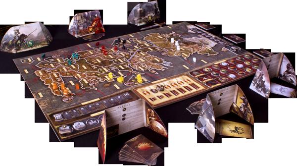Juego de Tronos: BOARDGAME/Juego de mesa Board-VA65-1