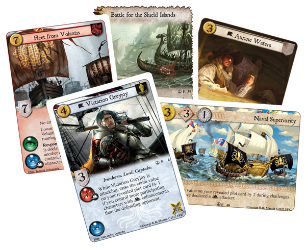 Nouveau Cycle : A Song of the Sea Asots-card-fan