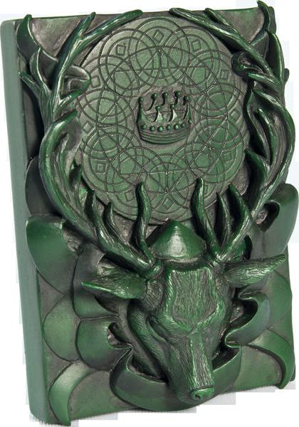 Baratheon! Carte en résine... Baratheon-resin-house-card-2