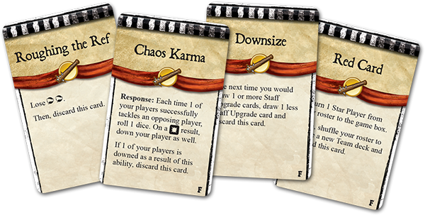 Rules Of Conduct Fantasy Flight Games