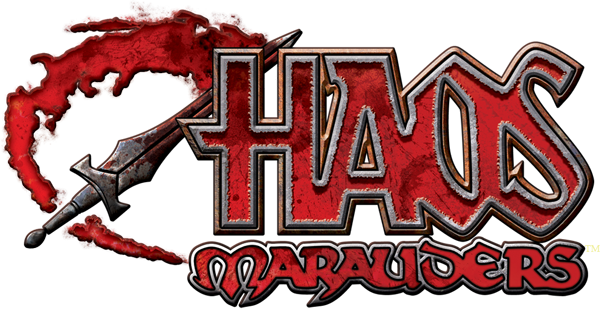 View a character sheet Chaos-marauders-logo