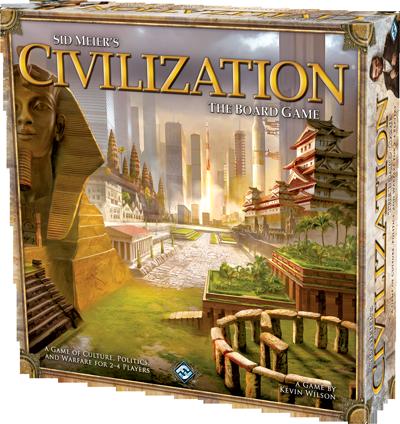 Civilization de Sid Meier: Le Jeu de Plateau