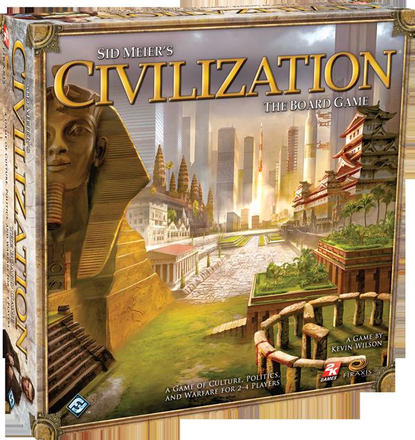 Civilization de Sid Meier : Le Jeu de Plateau