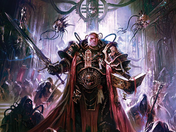 Destroy Heresy Wherever You Find It Fantasy Flight Games