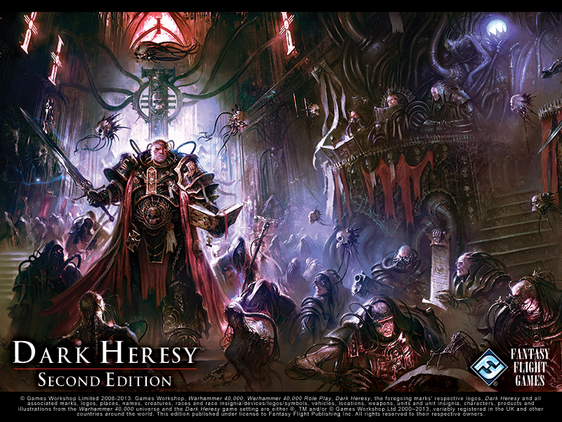 Dark Heresy 2nd Edition Pdf