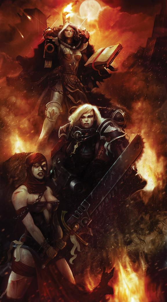 Starting a Dark Heresy game 52_Chapter_1_Frontis_MattBradbury_colour2_3