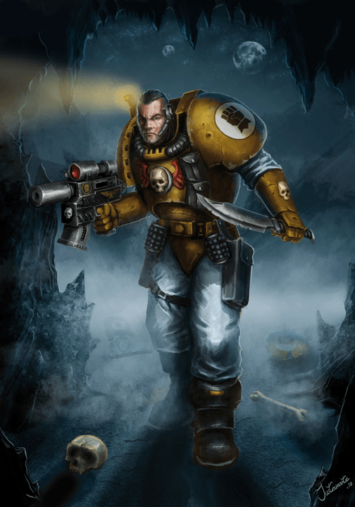 how to create your own space marine chapter