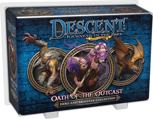 Card and Pixel | Fantasy Flight Games [Descent: Journeys in the...