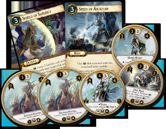 Fantasy Flight Games [News] - The True Kin of Aenarion