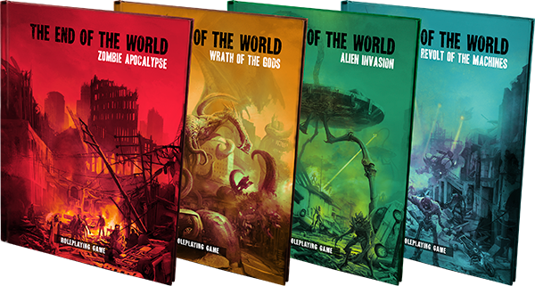 The End of the World Collection