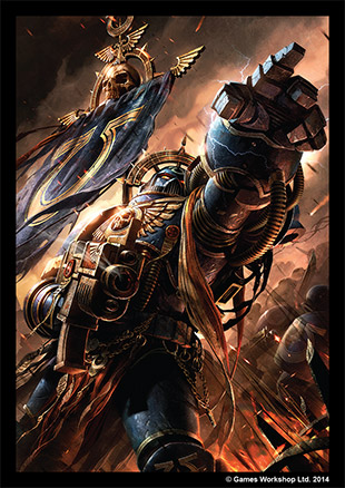 [Accessoires] Protèges cartes FFG Conquest GWS07_space-marine-sleeve