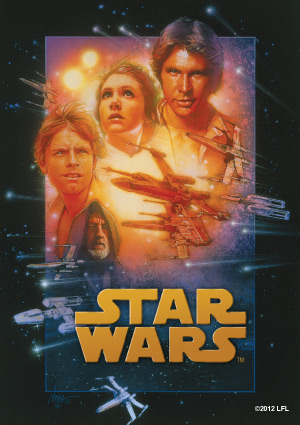 FFG Star Wars Kartenhüllen SWS07-Sleeve-THM