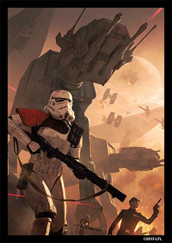FFG Star Wars Kartenhüllen SWS13-cardsleeves-350