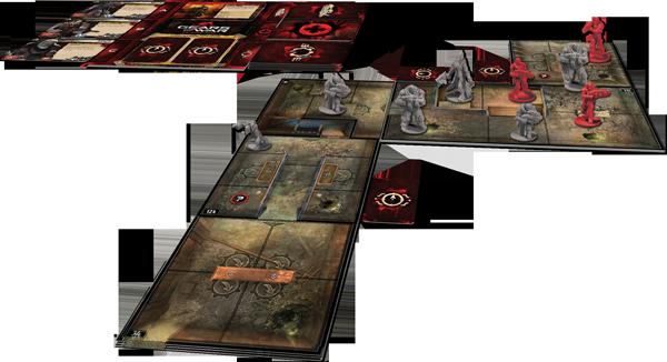 GEARS OF WARS. FFG anuncia ¿un nuevo DOOM? cooperativo 1-4 jugadores Board-gears-of-war