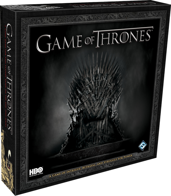 Game of Thrones: The Card Game (HBO) HBO01-box-left